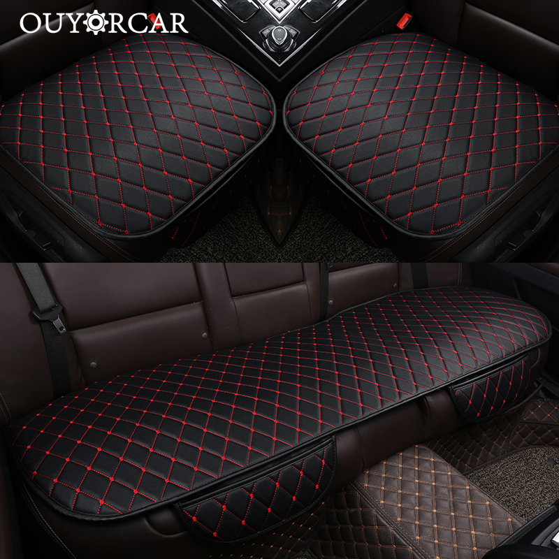High Quality Universal Durable 9PCS Car Styling Seat Cover Protector Cushion Pad
