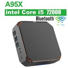 Mini PC I5 Intel Win10 CK2 i5 7200U Kaby See Desktop PC Core 2,4 GHz 5,8 GHz WiFi 1000Mbps BT 4,2 Computer 4K 2020 Mini PC Linux
