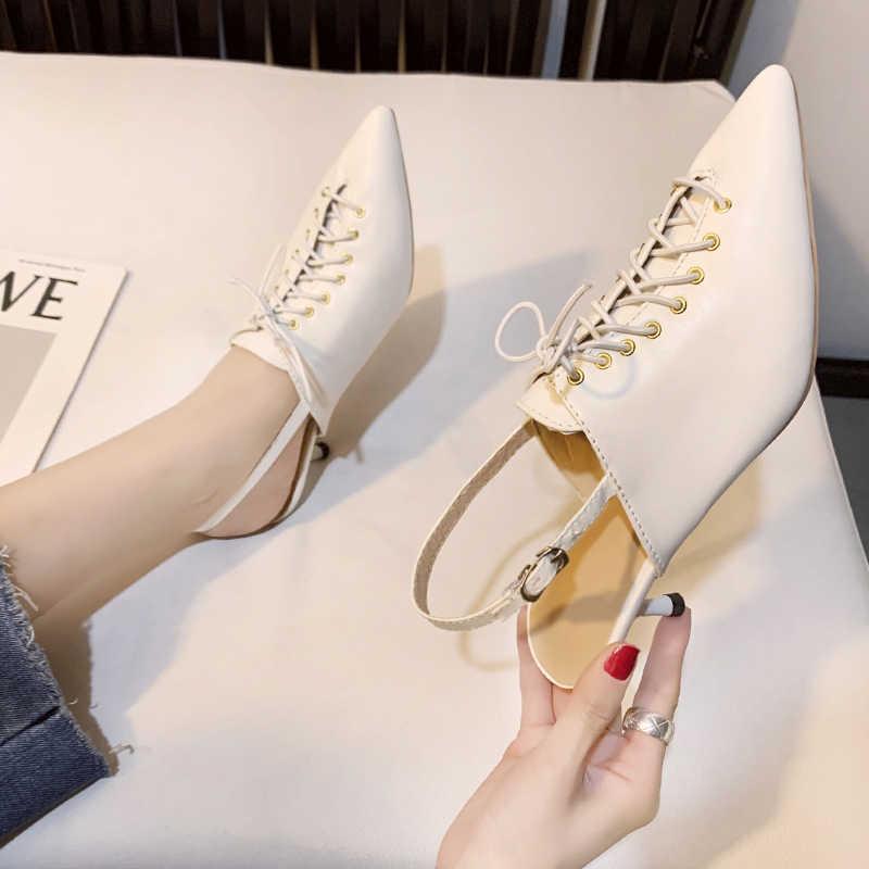 Stiletto Ankle Strap Sandals Women