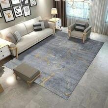 Новый современный и простой журнальный столик для гостиной ковры
