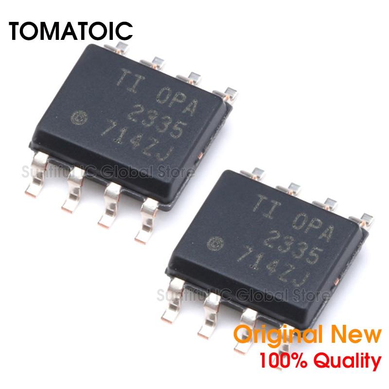 5PCS X OPA355UA IC HS VIDEO CMOS OP AMP 8-SOIC TI