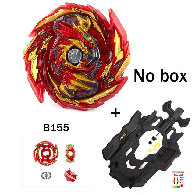 Beyblades metal fusion B-155 Burst GT Toys Tops Launchers Arena Metal God Bayblades Spinning Top Bay Blade Blades Toy