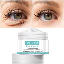 Rimozione istantanea borse per gli occhi crema retinolo crema Anti gonfiore Gel occhiaie ritardo invecchiamento sbiadisce rughe rassodante illumina la pelle