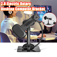 LED Monitor Holder For 10 30 Inch Laptop Rotating Neck Relax Exercise Machine