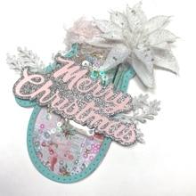 Christmas Mitten Metal Cutting Dies