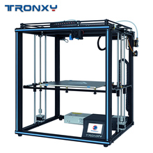 2020 Newest Upgraded Tronxy 3D printer X5SA-400/X5SA Larger print size 3.5 inch TFT Touch Screen PLA ABS Filament
