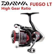 Daiwa Fuego LT 2000S-XH 2500-XH 3000-CXH 1000D-XH 2000D-XH 2500D-XH 3000D-CXH 4000D-CXH 5000D-CXH 6000D-H Spinning Carretel De Pesca