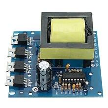 RISE 500W Inverter Boost Bordo Trasformatore Trasformatore di Alimentazione Dc 12V a Ac 220V 380V Convertitore Auto