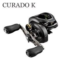 Original SHIMANO CURADO K 200K 200HG 200XG 201K 201HG 201XG Low Profile Fishing Baitcasting Reels Saltwater Bait Casting Wheel