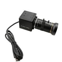 أجهزة استشعار بالمسح الضوئي عالية السرعة 120fps CS جبل فاريفوكال 5 50 مللي متر UVC التوصيل لعب سائق كاميرا بـ USB مع مصغرة حالة