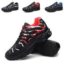 Мужская обувь для бега уникальный дизайн дышащая Спортивная