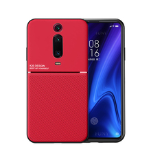 For Xiaomi Mi 9T Pro Cover Business Shockproof Back Case For Xiaomi Redmi K20 K30 Pro Cover PU Leather Cases Redmi 8 8A case new for xiaomi redmi k20 back cover metal case xiaomi redmi k20 pro back battery cover housing replacement parts redmi mi 9t pro