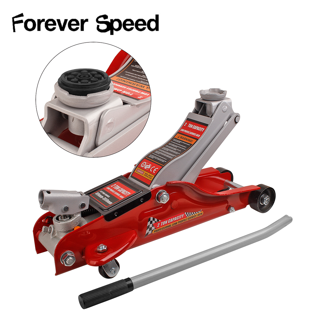 1.5T 2T Car Jack Scissor General Foldable Handle Thick Steel Plate Rocker Hand-operated Car Truck Jack Auto Lifting Repair Tools