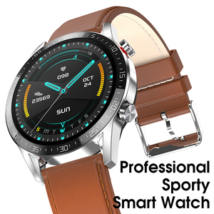 Image 5 - L13 Smart Watch Bluetooth Dail Calling Music Control ECG Fitness Health Tracker IP68 Waterproof Sport Smartwatch for Android IOS