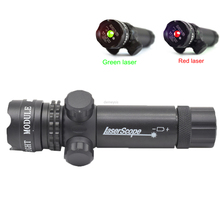 Tactical Red Green Dot Laser Sight Rifle Gun Scope w/ 20MM Rail & Barrel Mount Cap Pressure Switch tactical 625 660 nm pressure switch 11mm 20mm rail barrel mount scope mount red green dot laser sight for gun hunting