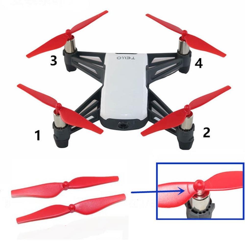Hélices de liberación rápida para DJI Mavic 2 Drone reemplazo plegable base CCW UK