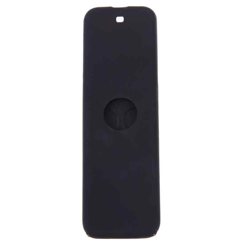 Protective Case Cover Apple TV Silicone Dustproof Cover for Apple TV 4 Remote Control Home Storage Remote Control Holder