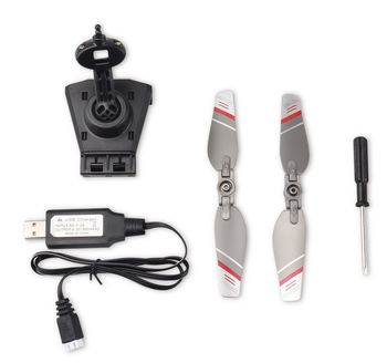 FY 330 tank WiFi land-air four-axis UAV aircraft land-air dual-use remote control toy
