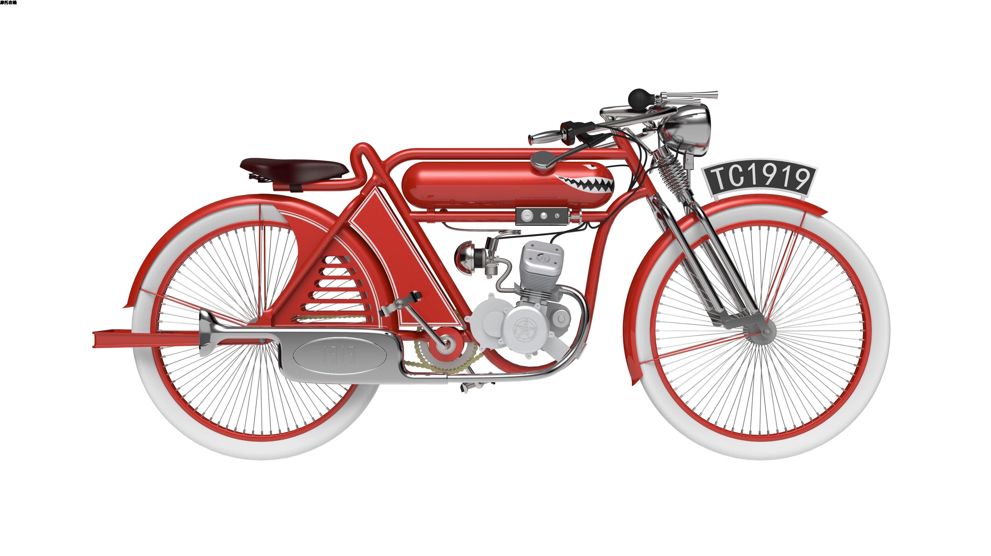 26inch retro fuel bike 1919 retro motorized bicycle douchebag Fuel - Ciclismo