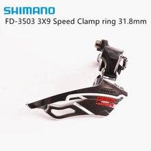 Derailleur Bicycle SORA SHIMANO Road-Bike 3x9-Speed 3503 Front Original