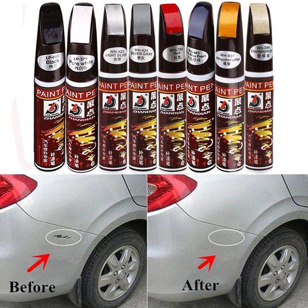 Automobiles Paint Care Equipment Pen Car Coat Scratch Clear Repair Paint Pen Touch Up Remover Applicator Maintenance Tools