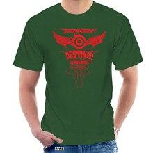 T-shirt Los ingfortunable De Japon Tekken-Bullet Villain Club Destino gentleman ilo presente Casual Tee Shirt @ 047102