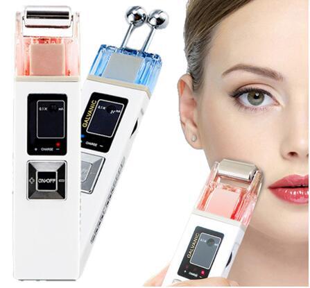 New Anti-aging Galvanic Facial Machine Micro-current Skin Firming Machine Galvanic Machine Beauty Spa