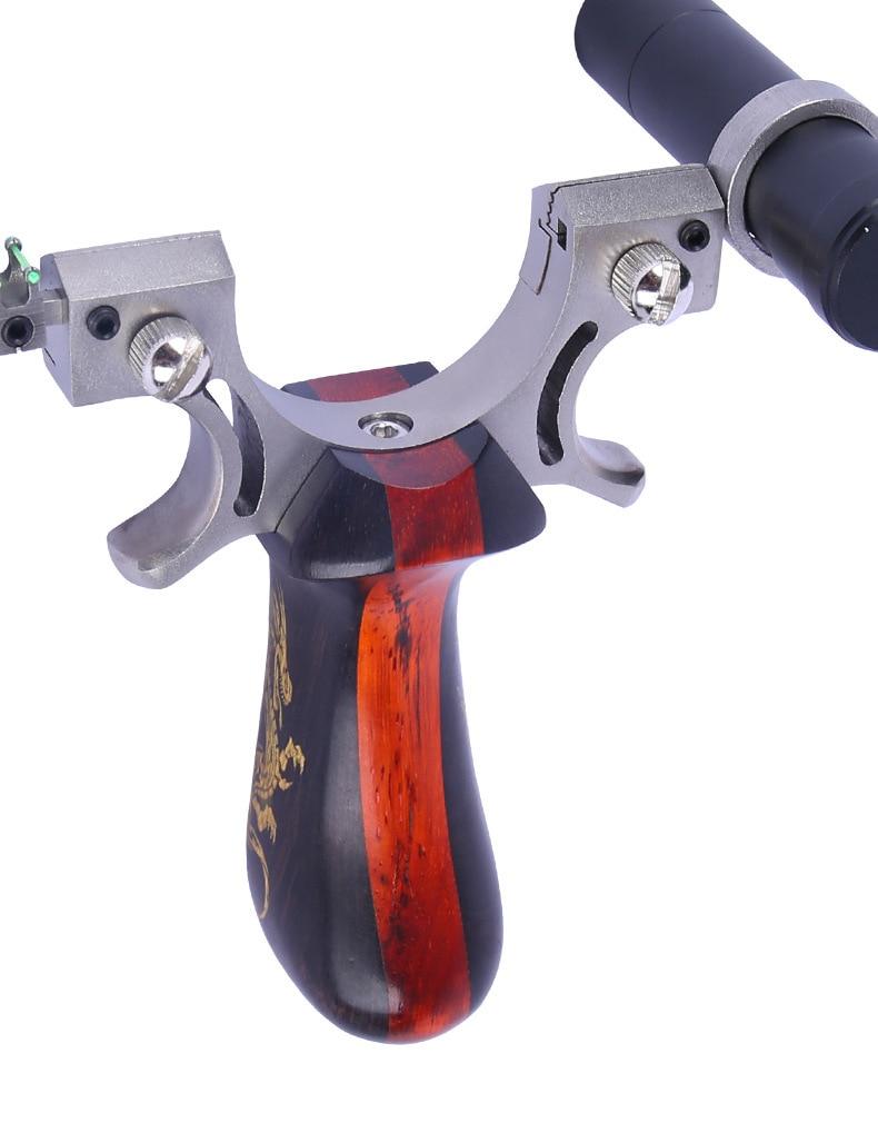 caca estilingue punho de madeira catapulta tiro 04