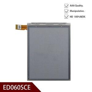Оригинальный Новый 6-дюймовый ЖК-дисплей ED060SCE(LF) для NOOK2 PocketBook 614, ЖК-экран, бесплатная доставка