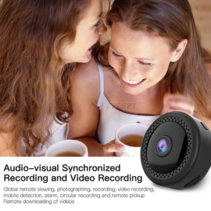 Image 5 - WIFI Mini กล้อง 1080P HD Gizli Kamera กล้องวงจรปิด IP CAM Night Vision Motion Sensor Magnetic Body Microcamera กล้องวิดีโอ