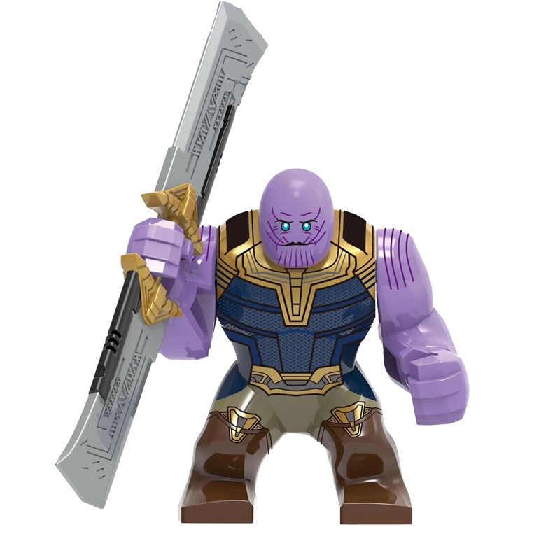 Marvel avengers: final super heróis thanos palhaço veneno hulk anti-veneno mini boneca figuras de ação para crianças brinquedos presentes