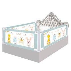 Valla para cama de bebé a prueba de caídas, valla de seguridad para cama de bebé, deflector lateral para niños, a prueba de caídas, con Propósito General para recién nacidos