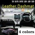 Для toyota mark x zio 2007 2008 2009 2013 кожаный Dashmat крышка приборной панели Dash коврик от солнца Авто Стайлинг Аксессуары