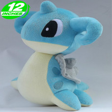30cm Height Limited Edition Eevee Luma Anime New Plush Doll for Fans Collection Toy Lapras 30cm height limited edition eevee luma anime new plush doll for fans collection toy q mew