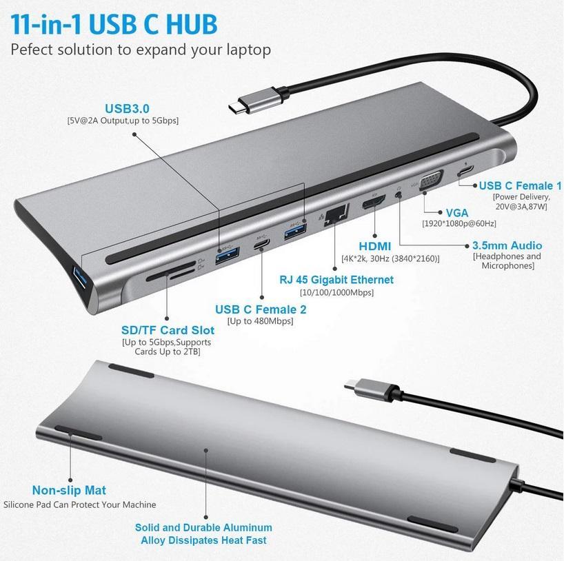 usb31 para hdmi conversor de adaptador compativel rj45 02