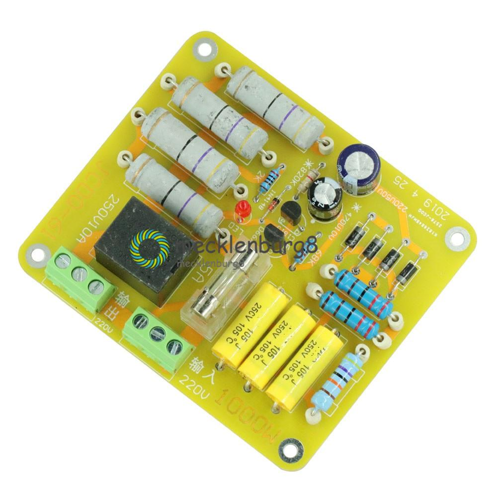 Assembled High-power Amplifier softstart board for 220V