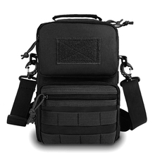 Shoulder-Bag Hunting-Climbing-Backpack 600D Chest-Pouch Tactical-Molle-Bag Waterproof
