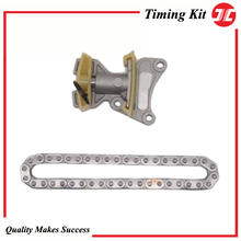 TCK1201-JC Timing chain kit for car Audi C6 2.0T and POLO 2.0L Engine spare parts timing chain and camshaft eccentric shaft for robin subaru ex13 ex17 ex21 ex27 4 stroke gasoline enigne parts