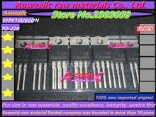 100% nuevo importado original FFPF10U60DN F10U60DN 220 30ETH06FP F3 30ETH06FP TO 220F transistor