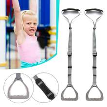 Kinderen Trapeze Bar Pull Up Gym Ringen Verstelbare Plastic Fitness Sport Pull-ups Pull Ring Speeltuin Thuis Swing Apparatuur(China)