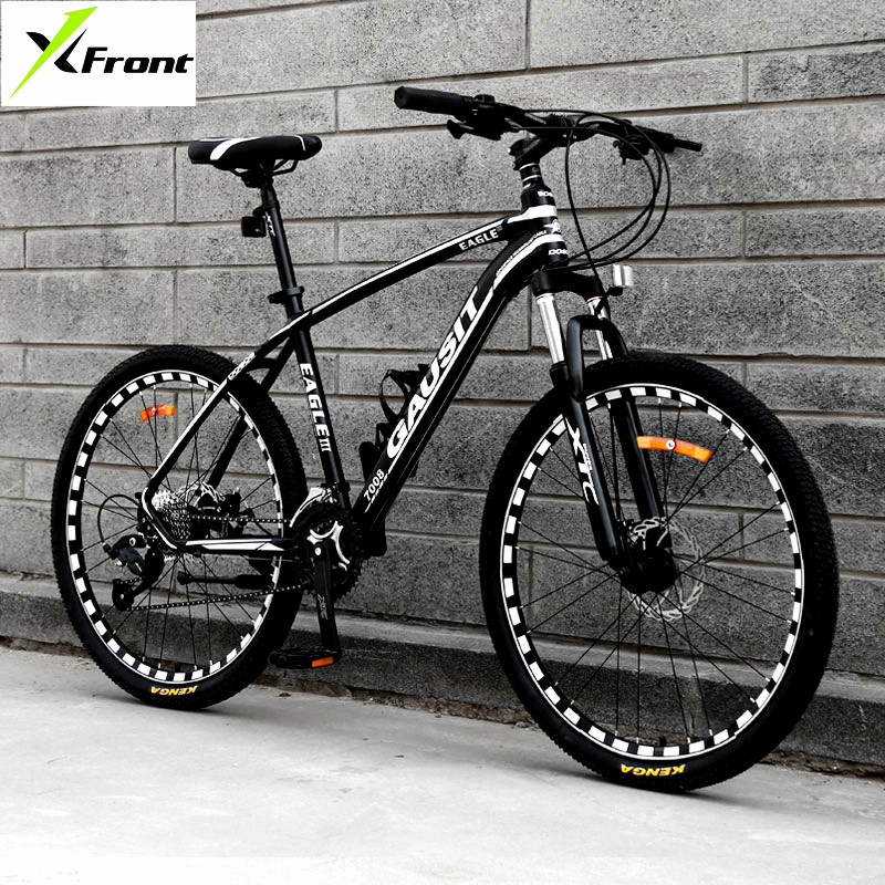 New Mountain Bike Aluminum Alloy Frame 26 Inch Wheel Hydraulic Disc Brake SHIMAN0 30 Speed Bicycle Outdoor Sports MTB Bicicleta