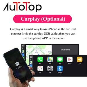 Image 5 - AUTOTOP 1din 10.25 IPS screen Android 10.0 Car Radio GPS Navigation For BMW F30/F31/F34/F20/F21/F32/F33/F36 NBT (2013 2017)