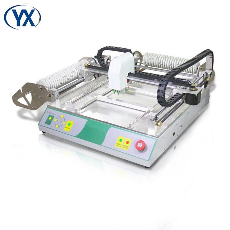 Хорошая продажа электроники производственное оборудование TVM802B выбор и место робот
