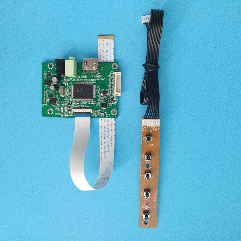 """HDMI VGA LCD LED EDP Controller Board driver Kit for N156BGE-EA1 N156BGE-EA2 15/"""""""