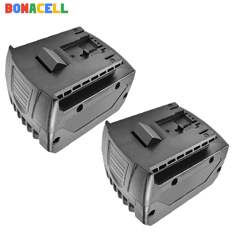 Bonacell 6000mAh Li Ion Battery for Bosch Power Tools BAT614 BAT614G BAT607 BAT607G 17614 01 PB360S 36614 02 1600Z00031|Replacement Batteries| |  - title=