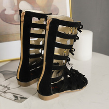 1 Pair Children Girl Shoes Sandals Soft Comfort Anti-skid