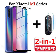 2-in-1 Xiaomi Mi9 T Glass + Camera Tempered Screen Protector on For SE 3D Protective xiaomi mi9 9se mi 9t glass
