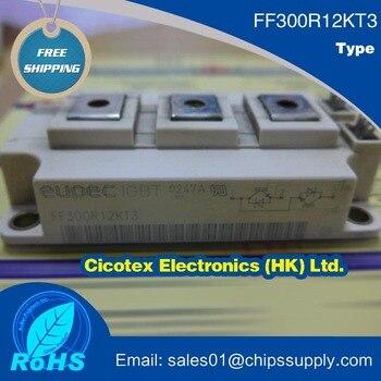 FF300R12KT3 IGBT module 300R12KT3 IGBT MODULE VCES 600V 300A FF300R12KT3HOSA1