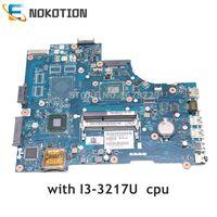 NOKOTION CN 0HKJ53 HKJ53 0HKJ53 Für Dell Inspiron 5521 3521 Laptop motherboard VAW00 LA 9104P SR0N9 I3 3217U cpu-in Laptop-Hauptplatine aus Computer und Büro bei