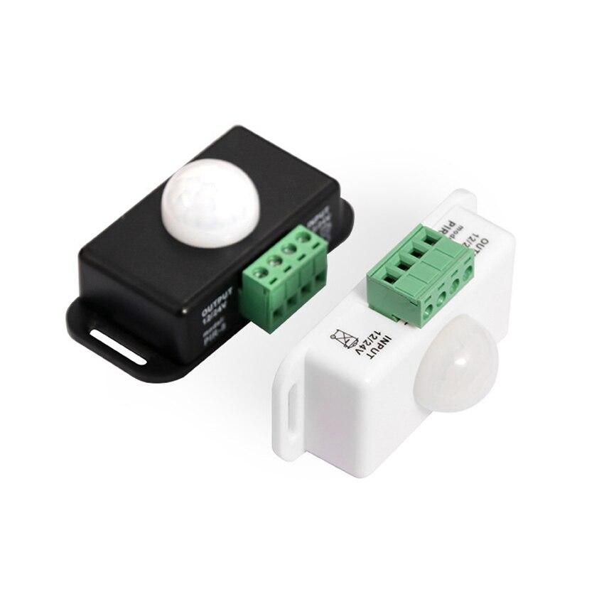 pir sensor led sensor de movimento interruptor 01